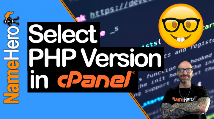 How To Configure PHP Options In NameHero cPanel