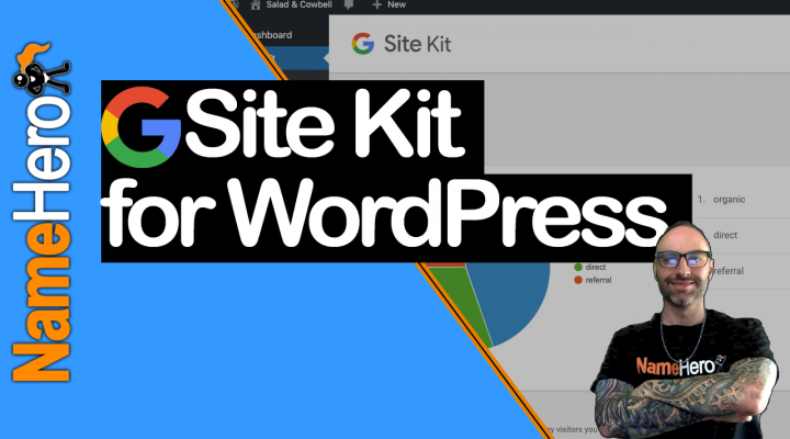 Google Site Kit For WordPress