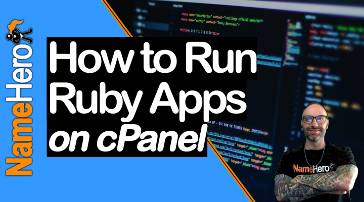 How To Run Ruby Apps Using cPanel