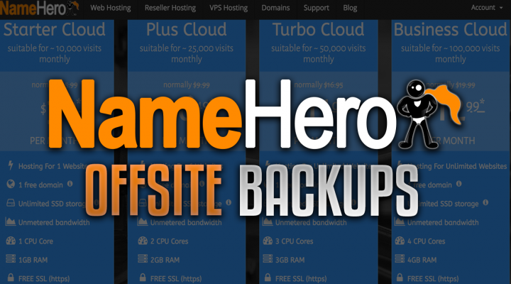 How to Have an Offsite Backup: Part 2