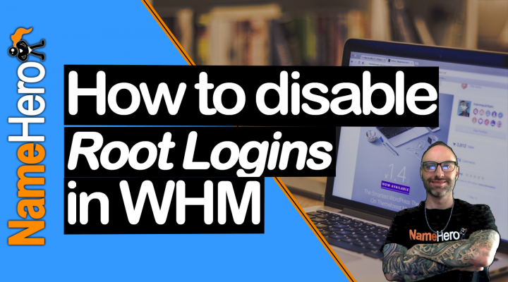 How To Disable Root SSH Login In WHM