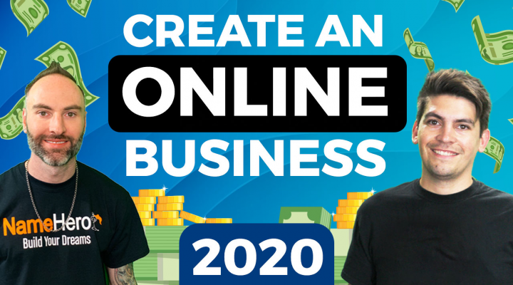 How To Start an Online Business With Wordpress And Web Hosting