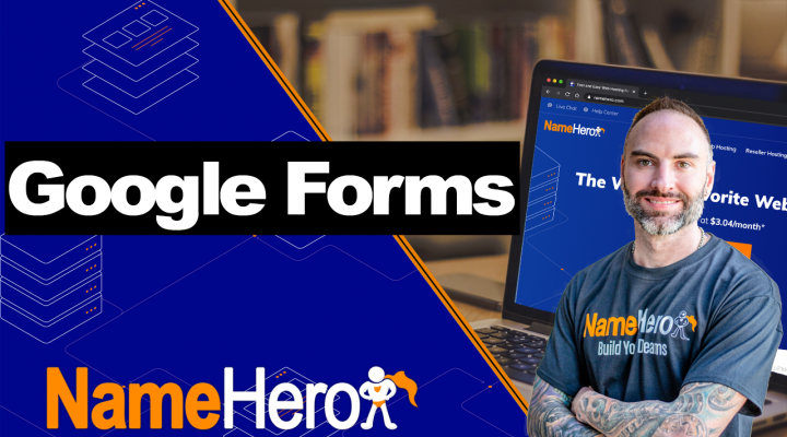 Good Riddance To Contact Forms – Hello Google Forms!